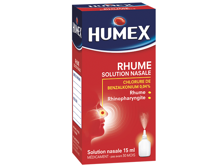 humex rhume solution nasale traitement de rhume et de rhinopharyngite mutualpharmacies. Black Bedroom Furniture Sets. Home Design Ideas